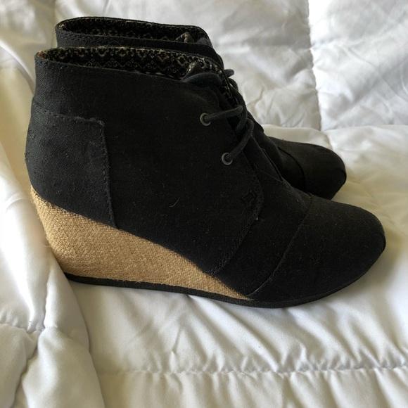 Skechers Shoes | Bobs Booties | Poshmark